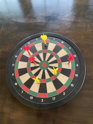 Magnet dart board for Sale in Williamsport, MD