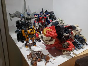 Lot of Transformers Collectable Toys. for Sale in Riverside, CA