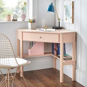 Brand New Pink Corner Desk for Sale in Atlanta, GA