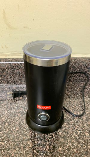 Bodum Milk Frother for Sale in Silver Spring, MD