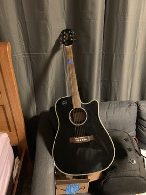 Takamine Acoustic Electric Guitar Eg531sc for Sale in Westminster, CA