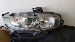 16 17 18 19 20 Honda Civic headlight assembly passenger right halogen OE genuine for Sale in Las Vegas, NV