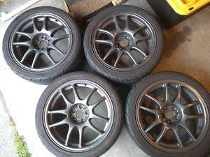 Work Emotion CR Kai wheels for Sale in Seattle, WA