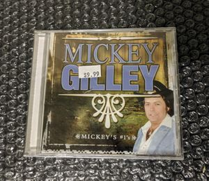Mickey Gilley: Mickey's #1s (CD) NEW, JERRY LEE LEWIS' COUSIN [Country/Pianist] for Sale in Huntington Beach, CA