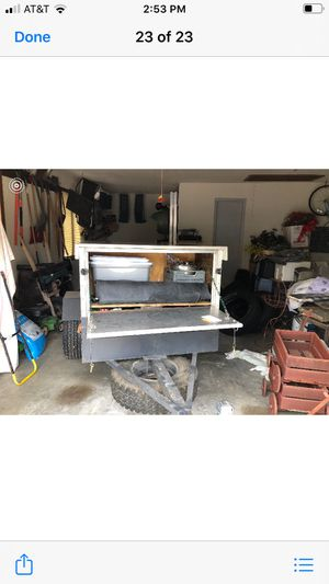 Dog trailer for Sale in Columbia, IL