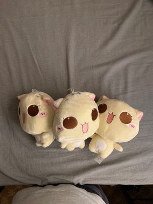 Kawaii Cat Plushies for Sale in Las Vegas, NV