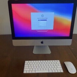 "iMac 21.5"" Retina 4k Screen Usb-c !!! Latest Model! Mint Condition 3ghz I5 8gb Ram 1tb for Sale in Brooklyn, NY"