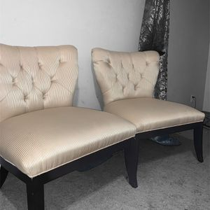 Two Wingback Accent Chairs for Sale in Seattle, WA