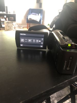 Sony camcorder for Sale in Roswell, GA