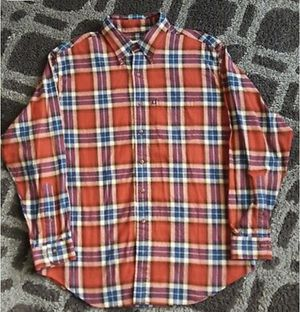 Brooks Brothers 346 Multi Plaid Shirt Large for Sale in Alexandria, VA
