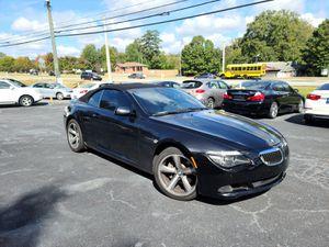 2009 BMW 650 Convertible Super clean for Sale in Loganville, GA