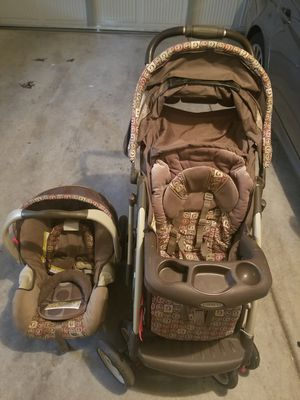 Graco Car Seat/Stroller Combo for Sale in Oklahoma City, OK