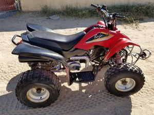 Baja 90cc semi automatic quad for Sale in Victorville, CA