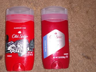 2 Brand New Old Spice Deodorant Sticks for Sale in Reidsville,  NC