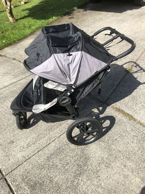 Summit X3 Double Jogging Stroller for Sale in Camas, WA