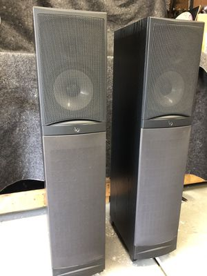 Infinity RS 4 audiophile speakers for Sale in Carlsbad, CA