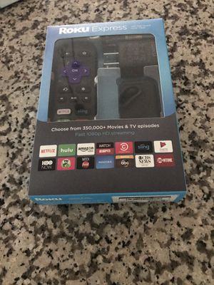 Roku Express for Sale in Mars, PA