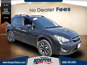 2015 Subaru XV CrossTrek for Sale in Woodside, NY