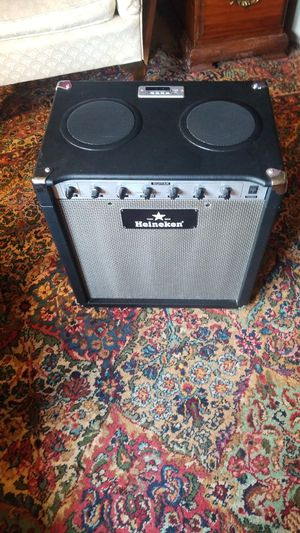 Hienekin cooler with speakers for Sale in Rush, NY