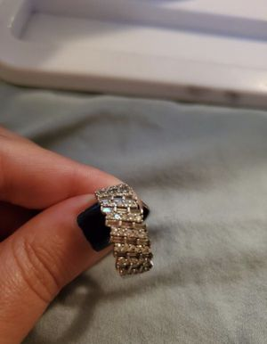 Baguette diamond ring for Sale in Fort Washington, MD