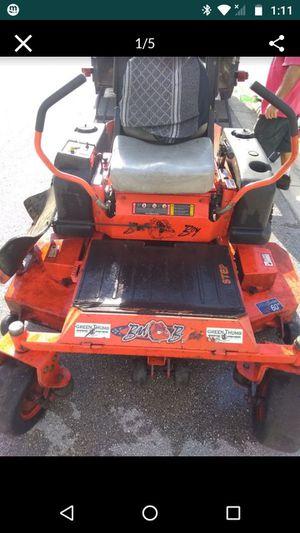 Bad boy 60-inch mower for Sale in Pompano Beach, FL