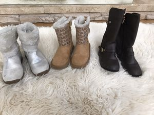 Girls boots size 10 t for Sale in Portland, OR
