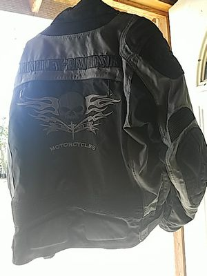 Harley Davidson motorcycle jacket for Sale in Madera, CA