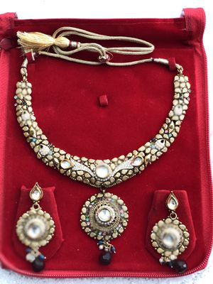 Traditional Rajasthani costume jewelry set for Sale in Clarksburg, MD