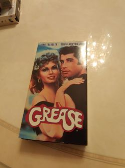 Grease VHS 1977 for Sale in Newburgh Heights,  OH