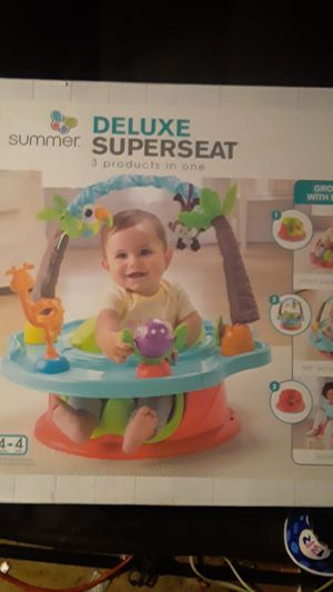 Infant deluxe superset 3 products in 1 for Sale in Lodi, CA