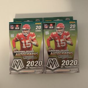 Mosaic NFL Hanger Boxes x2 for Sale in Rockville, MD