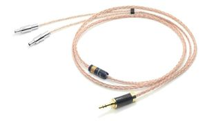 HiFiKing Headphone Upgrade Cable/Headphones Replacement Cord for Sennheiser HD800, 3.5mm Plug for Sale in Orlando, FL