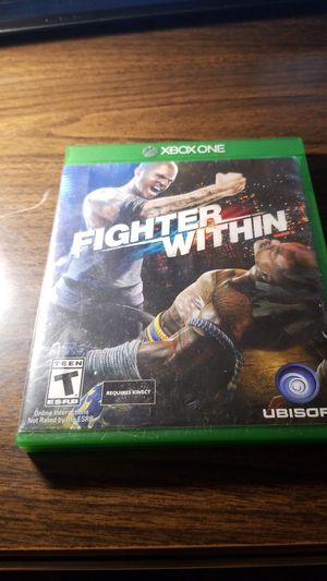 Fighter Within Xbox One for Sale in Pittsburgh, PA