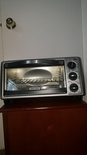 Black and Decker Toast-R-Oven for Sale in Fairfax, VA