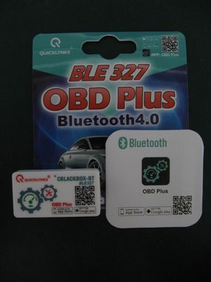CAR OBD2 DIAGNOSTIC TOOL BLUETOOTH PLUG FOR ANDROID IPHONE for Sale in Chicago, IL