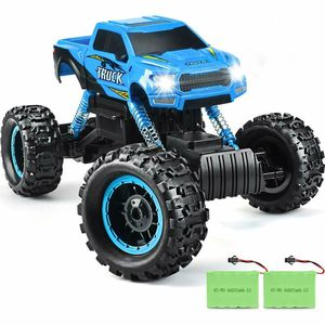 Used, New RC Cars Newest 1: 12 Scale Remote Control Car with Two Rechargeable Batteries & Dual Motors Off Road RC Trucks, High Speed Racing Car for Kids, B for Sale for sale  Brooklyn, NY
