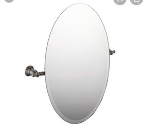 Pegasus Mirrors Estates 24 in. x 26 in. Frameless Wall Mirror for Sale in St. Petersburg, FL