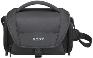 Sony LCSU21 Soft Carrying Case for Cyber-Shot and Alpha NEX Cameras (Black) Brand new! for Sale in Covina, CA