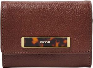 Fossil Rfid Small Flap Wallet, Henna for Sale in Norfolk, VA