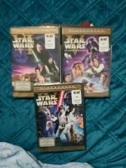 DVD STAR WARS for Sale in Los Angeles,  CA