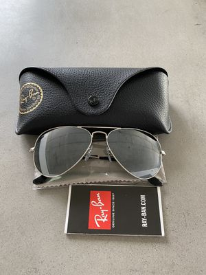 Ray Ban Authentic RB 3205 Large Aviator sunglasses for Sale in Miami, FL