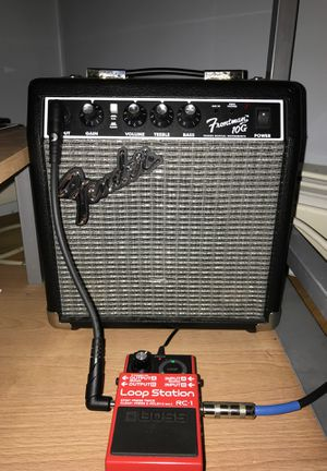 Fender frontman 10g perfect condition for Sale in Ashford, CT