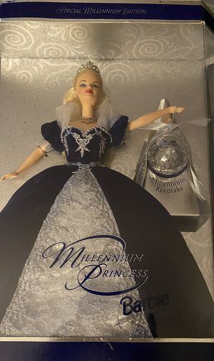 Millennium princess Barbie ( 2000 ) for Sale in Mustang, OK