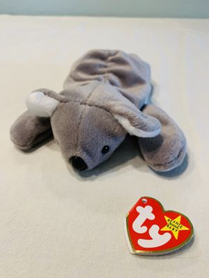 """""""Mel"""" the Koala Bear TY Beanie Baby 1996 Retired for Sale in Austin, TX"""