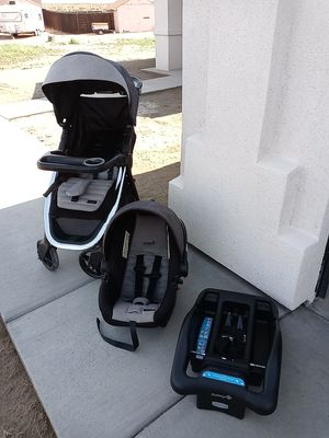 Safety first stroller car seat combo for Sale in Pueblo West, CO