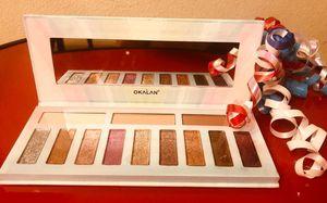 Okalan eyeshadow metallic glitter for Sale in Belleville, IL