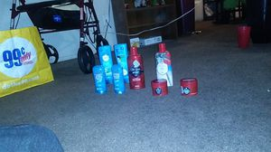 Hair shamppo and conditioner old spice swagger and fiji and pomade old spice for Sale in Lincoln Acres, CA