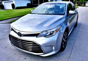 2O13 Toyota Avalon V6 3.5 XLE Rear Suspension Classification - Independent for Sale in Rockville, MD