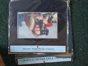 Mouse pads picture frame for Sale in Williamsport, PA