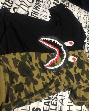 Authentic Bape shirt for Sale in Tampa, FL